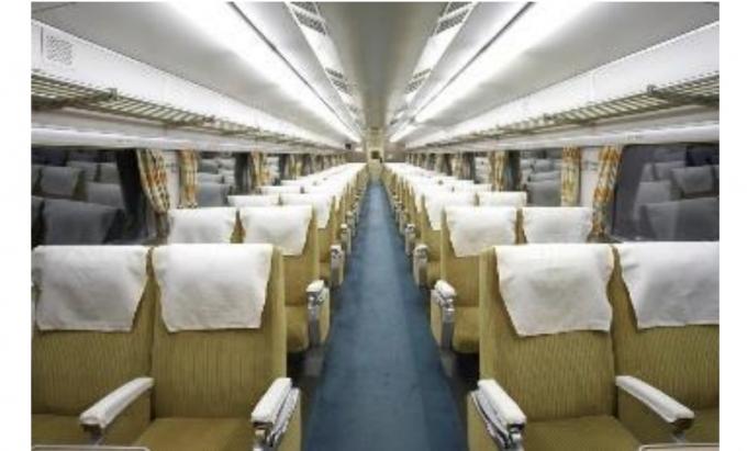 京都鉄道博物館、0系新幹線のグリーン車とビュフェ車の車内を公開 ...