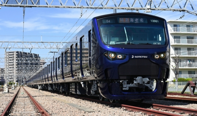 相鉄12000系、4月20日運行開始 ...