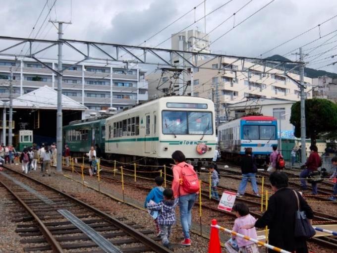 叡山電鉄、10月28日に「第13回え...