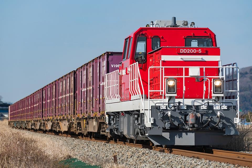ニュース画像 2枚目:DD200形ディーゼル機関車(Tomo-Papaさん撮影)