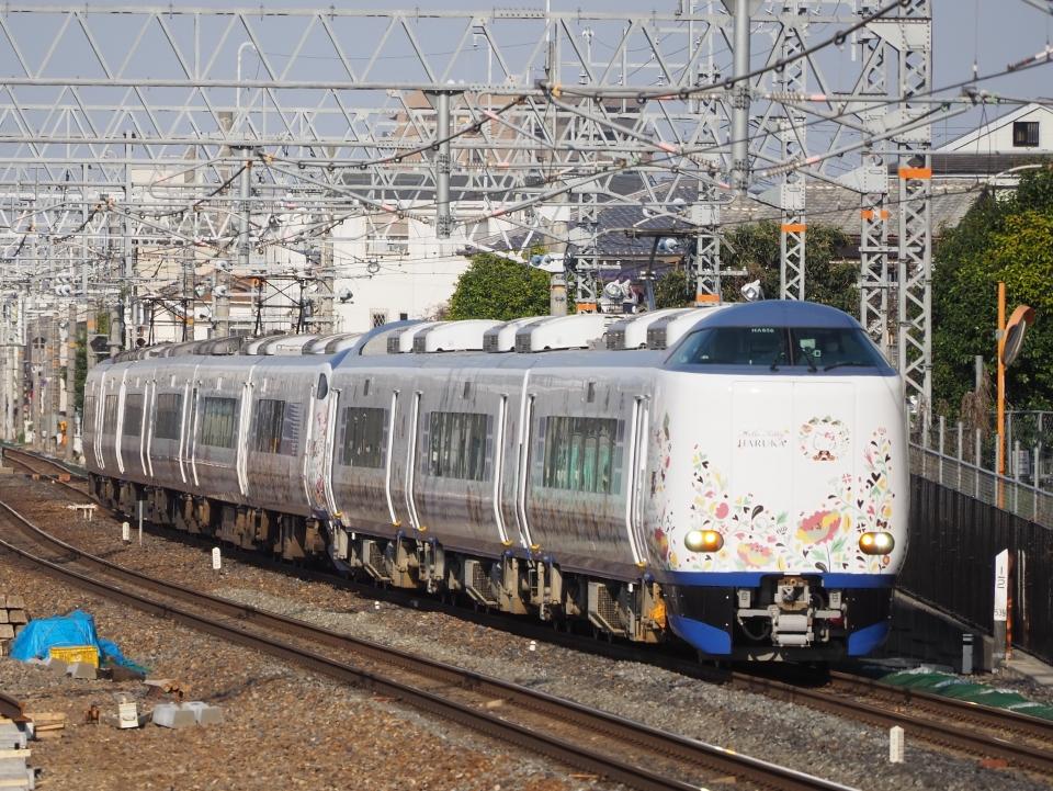 ニュース画像 1枚目:JR西日本271系 はるか(tokadaさん撮影)