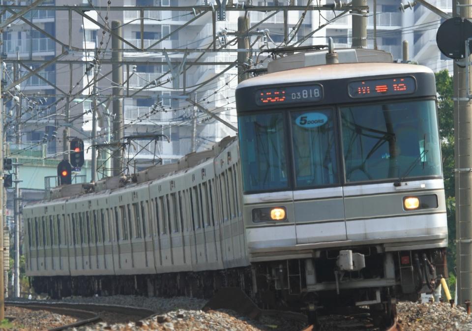 ニュース画像 1枚目:営団03系電車 (Kazoo8021さん撮影)