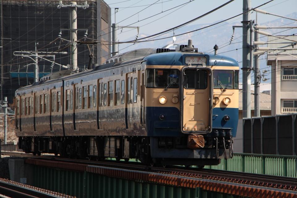 ニュース画像 1枚目:しなの鉄道115系電車・S26編成(つんまっさん撮影)