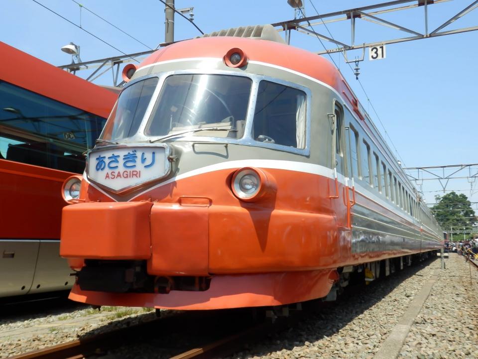 ニュース画像 1枚目:小田急3000形電車(初代)「SE」(初代)  (さんたかさん撮影)