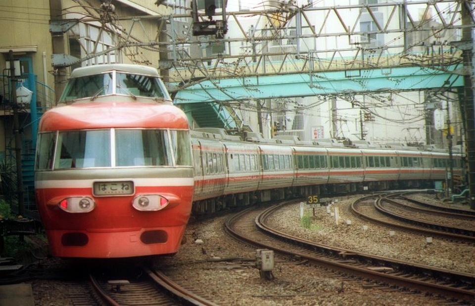 ニュース画像 2枚目:小田急3100形電車「NSE」(norikadさん撮影)