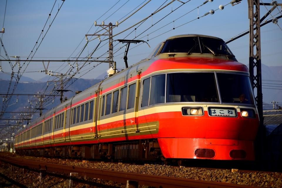 ニュース画像 3枚目:小田急7000形電車「LSE」(Transvaalさん撮影)