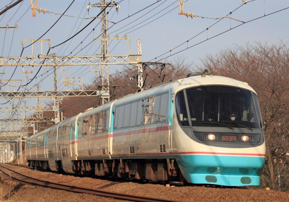 ニュース画像 5枚目:小田急20000形電車「RSE」(Kazoo8021さん撮影)