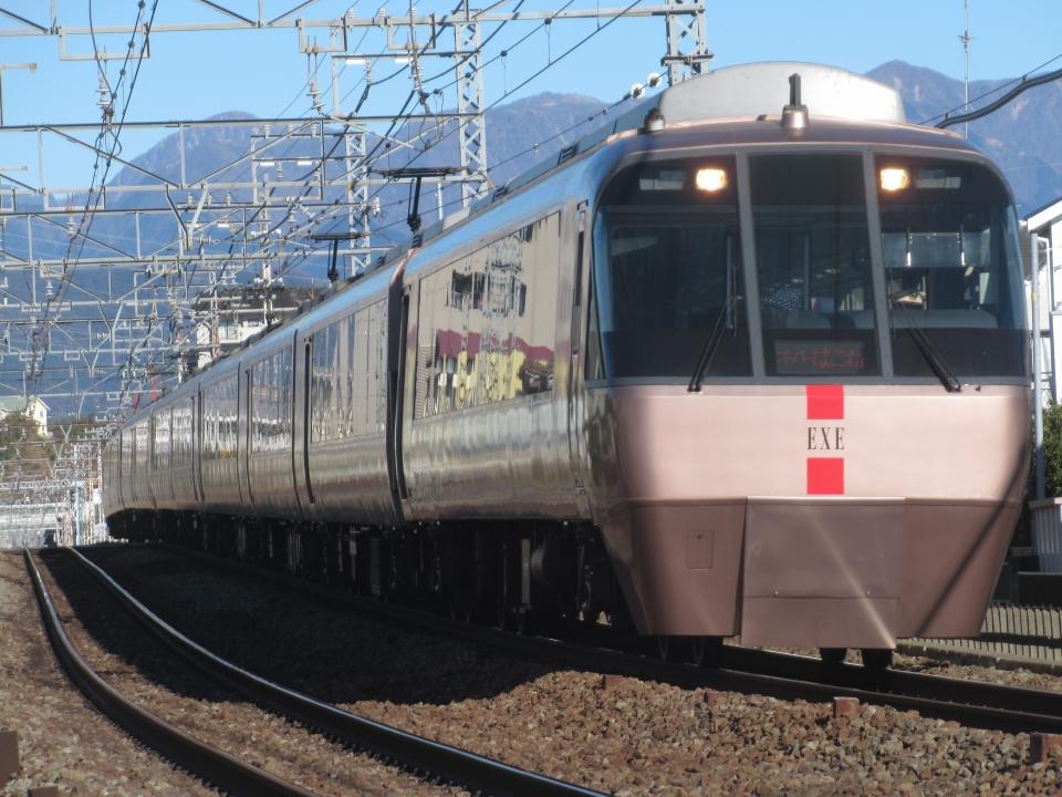 ニュース画像 6枚目:小田急30000形電車「EXE」(Odatetsuさん撮影)