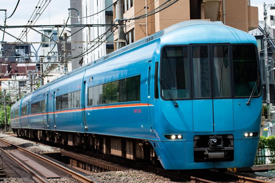 ニュース画像 8枚目:小田急60000形電車「MSE」(Takeshi90ssさん撮影)