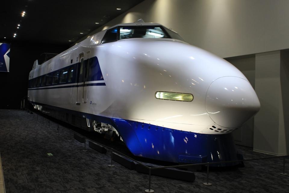 ニュース画像 3枚目:100系新幹線  122-5003(キイロイトリさん撮影)