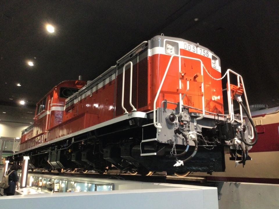 ニュース画像 4枚目:JR貨物から引退のDD51ディーゼル機関車 DD51-756 (カービンさん撮影)