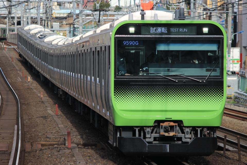 ニュース画像 1枚目:JR東日本E235系(キイロイトリさん撮影)