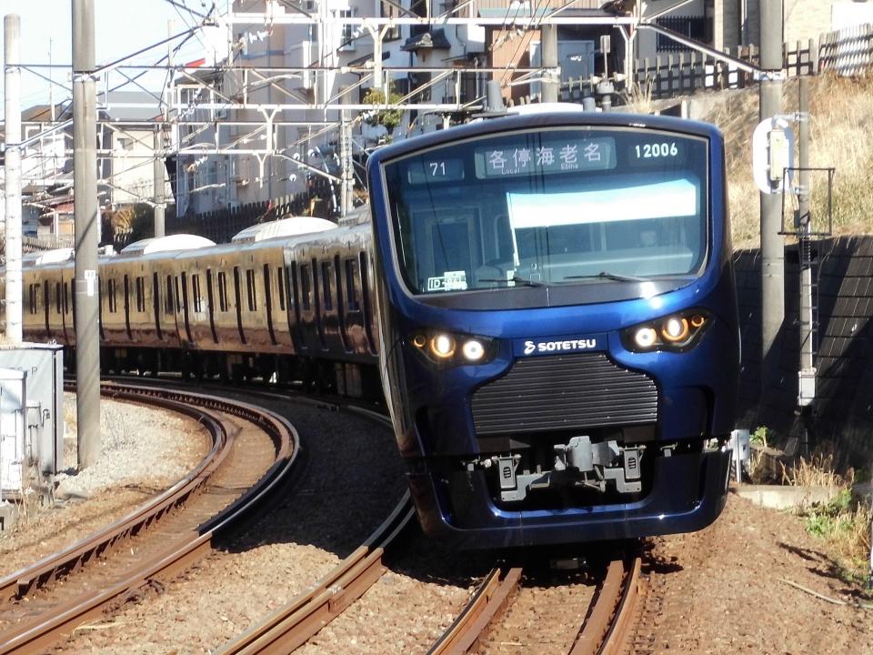 ニュース画像 4枚目:相鉄12000系(kabausa218さん撮影)