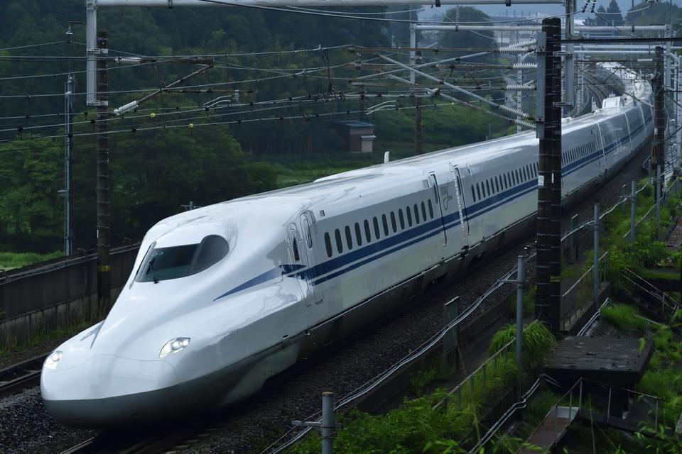 ニュース画像 1枚目:N700S新幹線電車(岡ちゃんさん撮影)