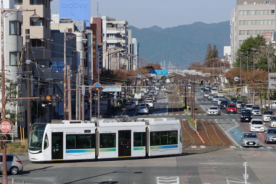 ニュース画像 8枚目:豊橋鉄道T1000形(とっきーさん撮影)
