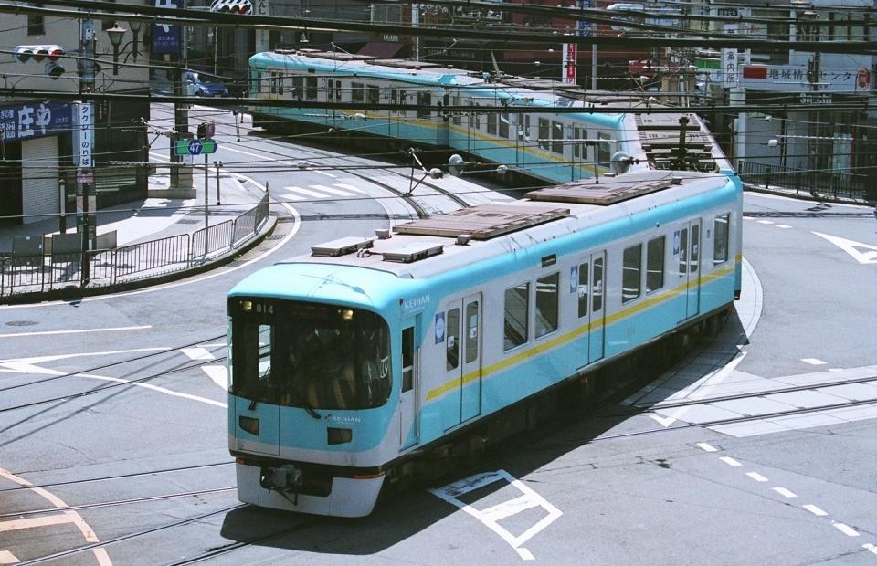 ニュース画像 10枚目:京阪800系電車(2代)(Yoshi@LC5820さん撮影)