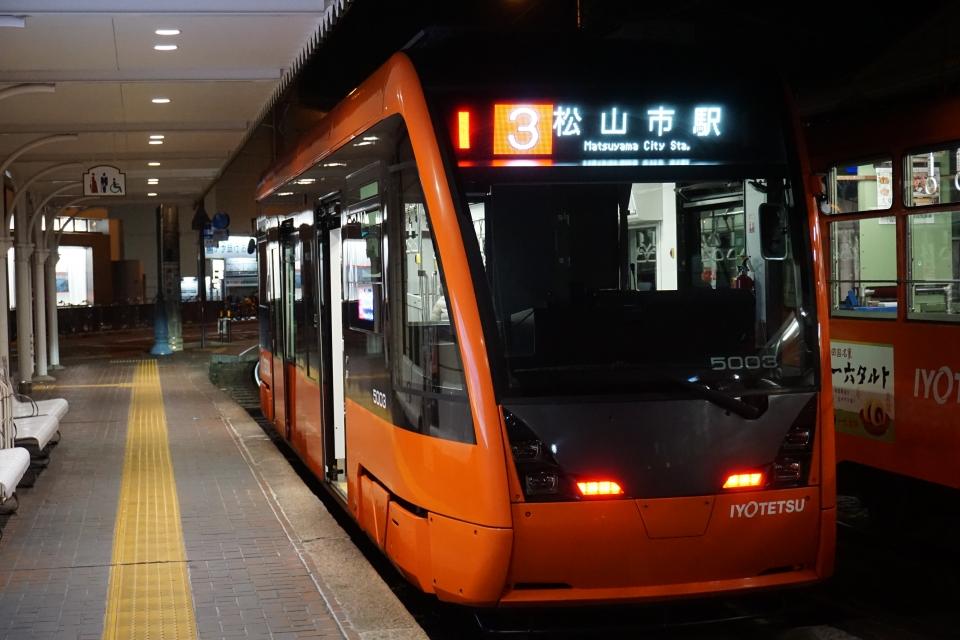 ニュース画像 16枚目:伊予鉄道モハ5000形(トレインさん撮影)