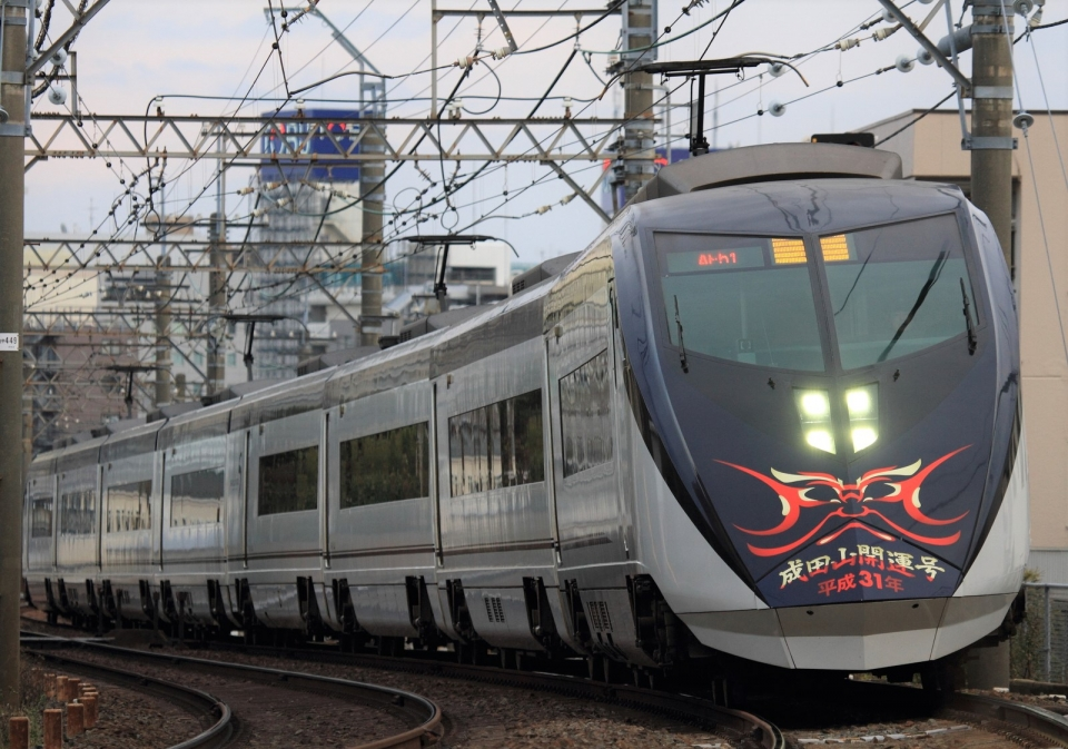 ニュース画像 3枚目:初詣期間に運転される「シティライナー成田山開運号」(Kazoo8021さん撮影)