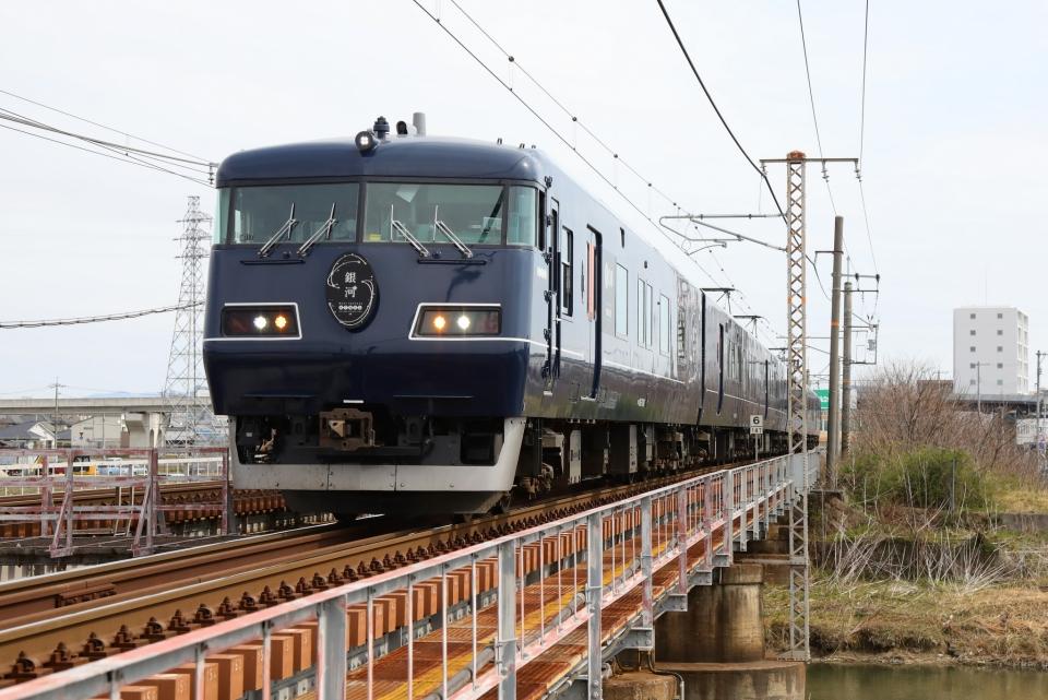 ニュース画像 6枚目:117系電車「WEST EXPRESS 銀河(express999さん撮影)