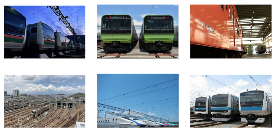 ニュース画像 1枚目:カレンダー掲載写真の一例