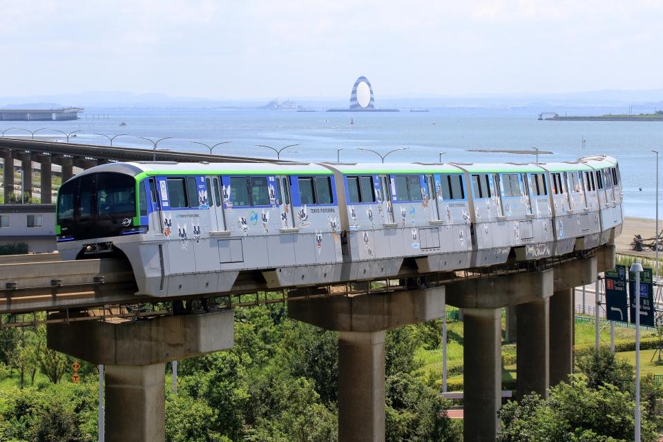 ニュース画像 3枚目:東京モノレール10000形・10071編成(walker2000さん撮影)