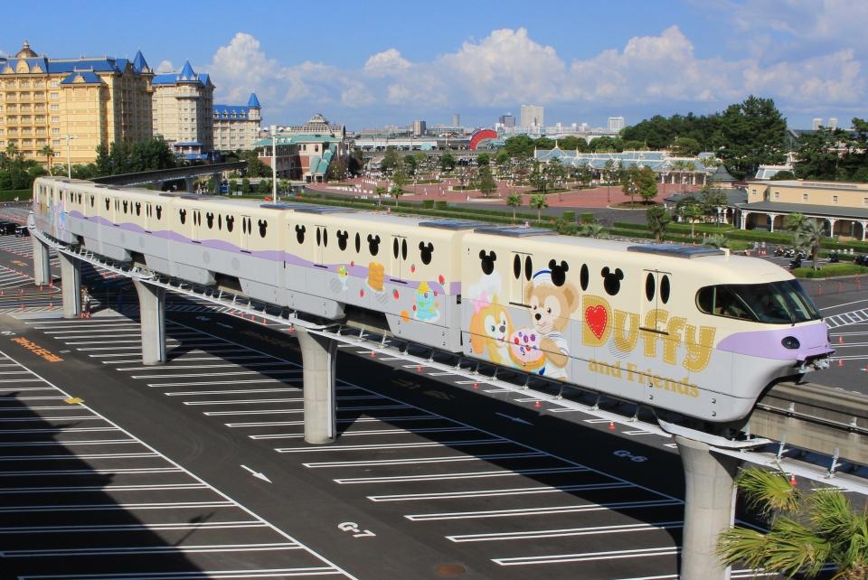 ニュース画像 4枚目:舞浜リゾートライン10形(キイロイトリさん撮影)