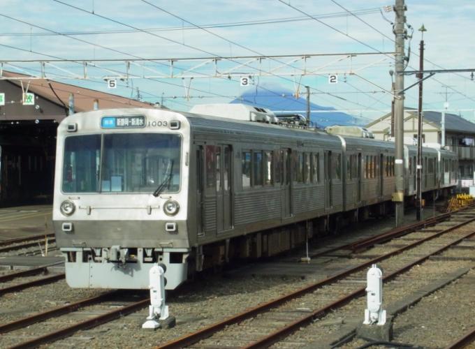 静岡鉄道、1000形「1003」編成を3月21日で引退へ A3000形で置き換え ...