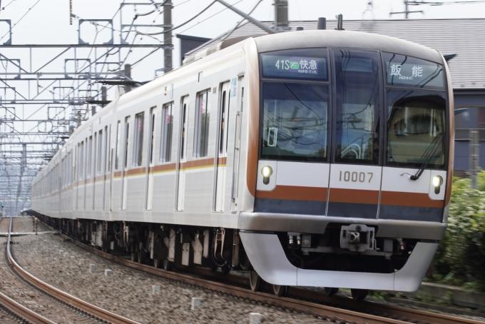 東京メトロ10000系電車 10007 清...