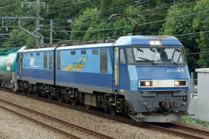 JR貨物EH200形電気機関車 EH200-...
