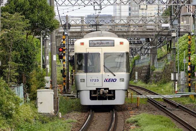 京王電鉄 1723 (京王1000系) 車両ガイド | レイルラボ(RailLab)