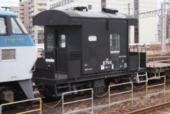 国鉄ヨ8000形貨車