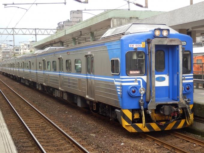 台湾鉄路管理局 EMU600型 EM606 ...