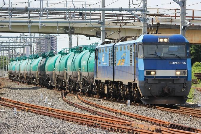 JR貨物EH200形電気機関車 ブルー...
