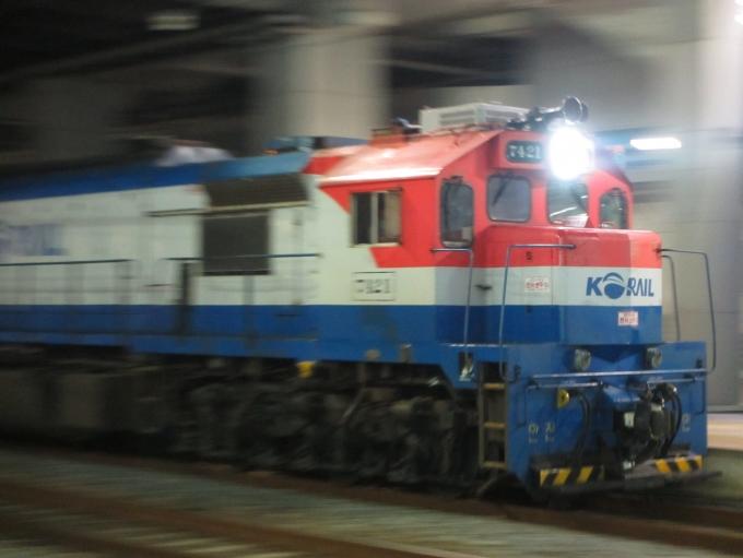 韓国鉄道7400形ディーゼル機関車