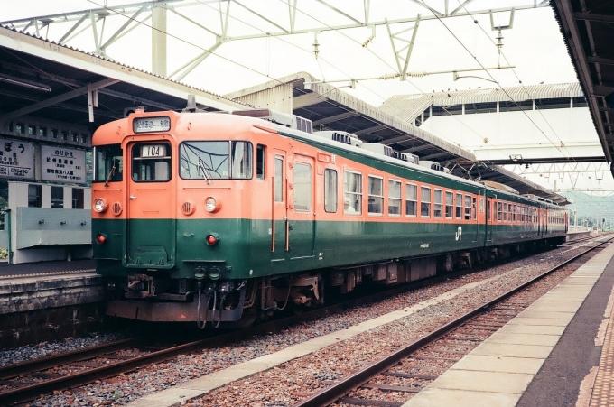 JR西日本 国鉄165系電車 クモハ1...