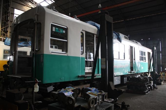 高松琴平電気鉄道600形電車 601 ...