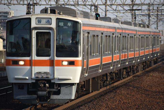 JR東海 クハ310-10 (311系) 車両ガイド | レイルラボ(RailLab)