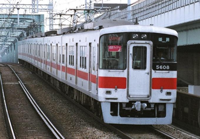 山陽電車5000系 5016F編成 (東二見車庫) 徹底ガイド | レイルラボ(RailLab)
