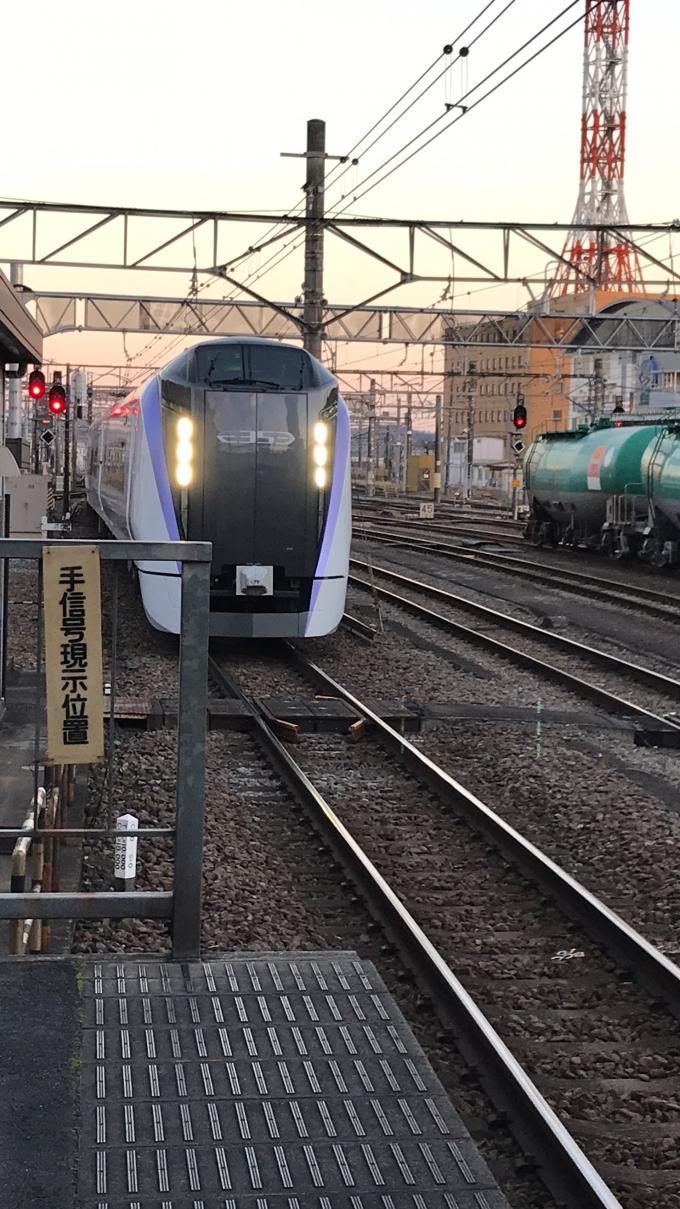 JR東日本E353系電車 スーパーあ...
