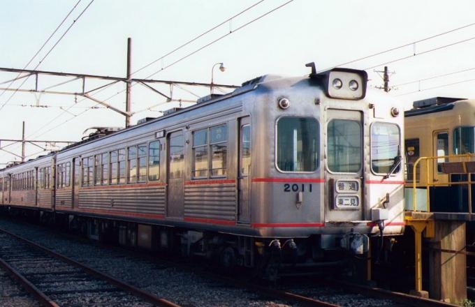 山陽電車 山陽電気鉄道2000系電車 2011 東二見車両基地 鉄道フォト ...