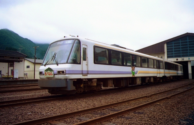 秋田内陸縦貫鉄道AN8900形気動車