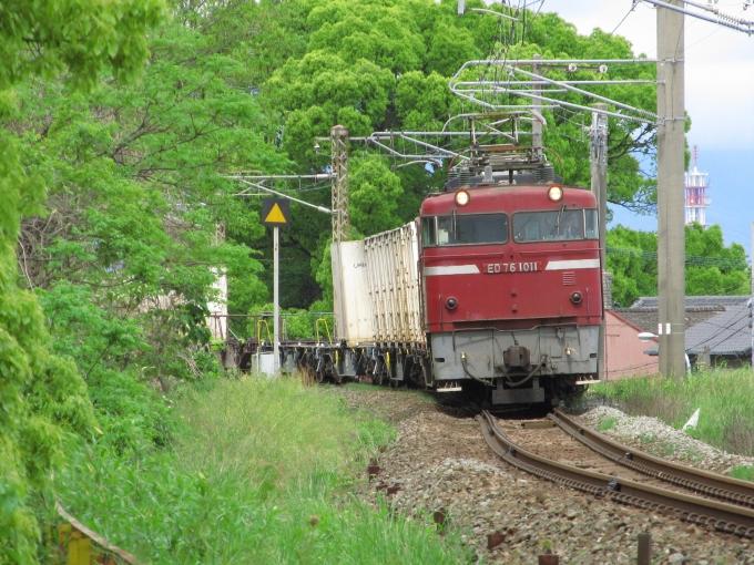 国鉄ED76形電気機関車