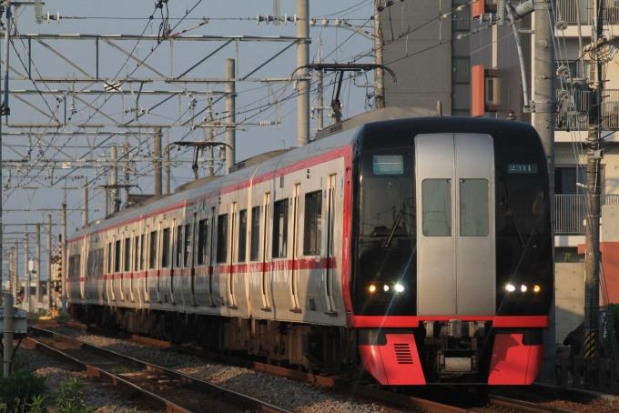 名古屋鉄道 2311 (名鉄2200系) 車両ガイド   レイルラボ(RailLab)