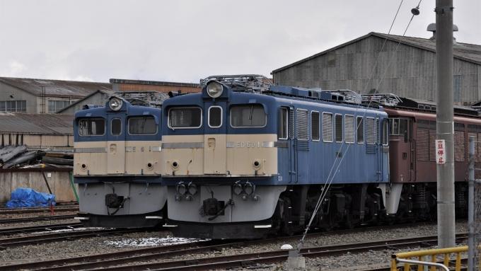 JR東日本 国鉄ED60形電気機関車 ...