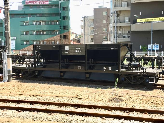 JR東日本 国鉄ホキ800形貨車 ホ...
