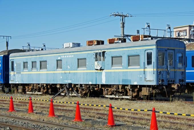 JR東日本 国鉄マヤ34形客車 マヤ...