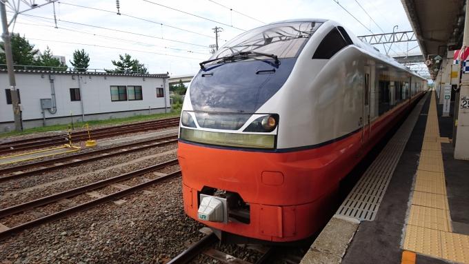 JR東日本E751系電車 つがる クロ...