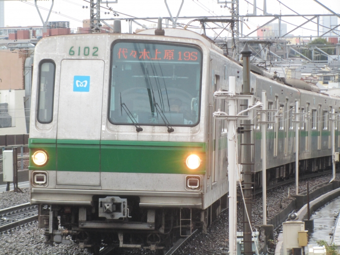 東京メトロ 営団6000系電車 代々...