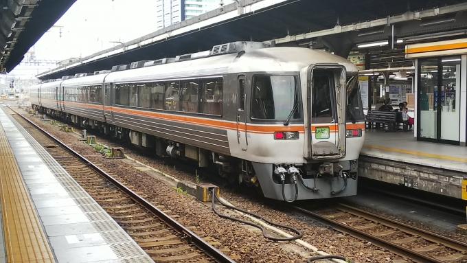 JR東海キハ85系気動車
