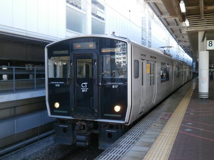 JR九州817系電車 クモハ817-1011...